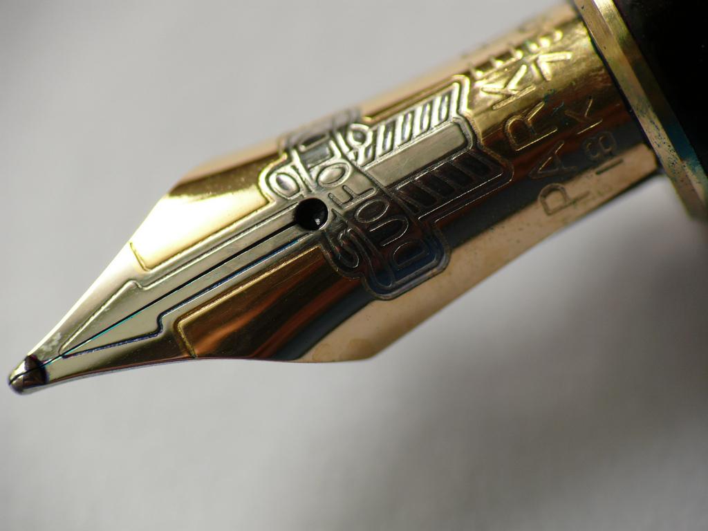 pen nib