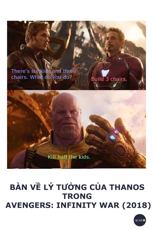 Hẳn là đến hôm nay, cái tên Thanos không còn xa lạ gì nữa với mọi người. Sau gần 2 tuần bắt đầu công chiếu ở Việt Nam, ...