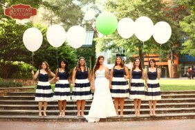 GREEN-AND-NAVY-WEDDING-BRIDESMAIDS-