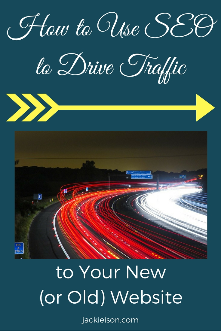 use seo to drive traffic