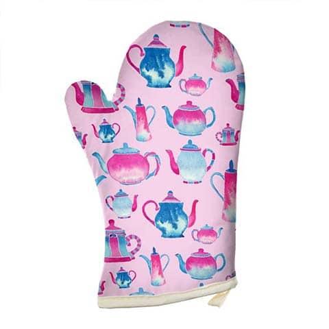 Oven Glove Pink