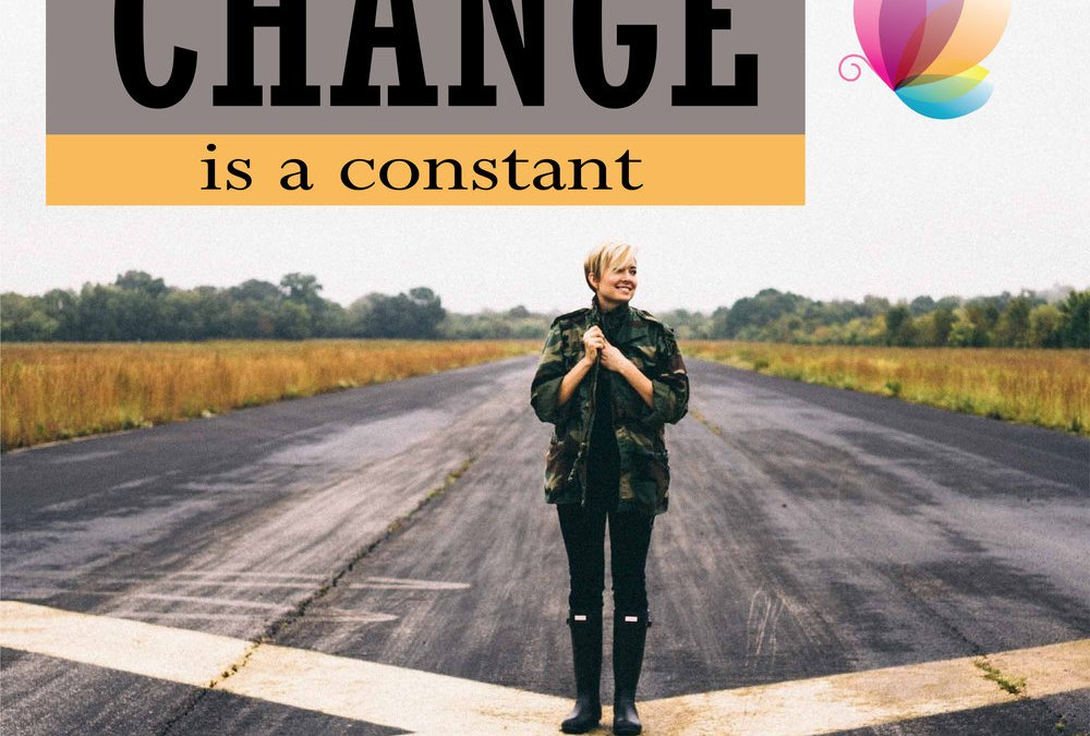 Change your approach to change