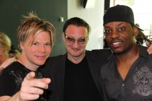Jackiem and Brian Culbertson