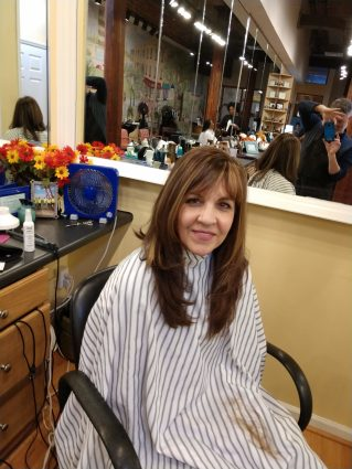 Add Highlights and fullness at once!