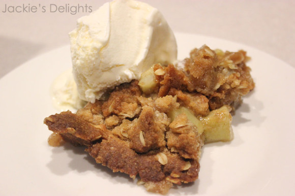 apple crumble.1