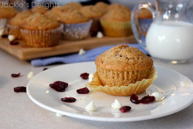 crunchy cran muffins.5