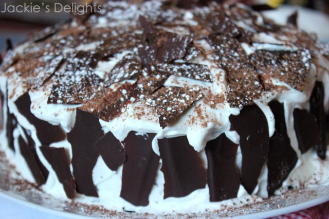 mocha layer cake.5