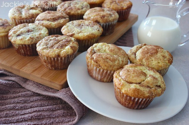 snickerdoodle muffins.4