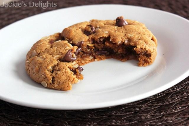 Oatmeal Peanut Butter Cookies (GF).7