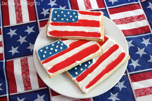 flag sugar cookies.3