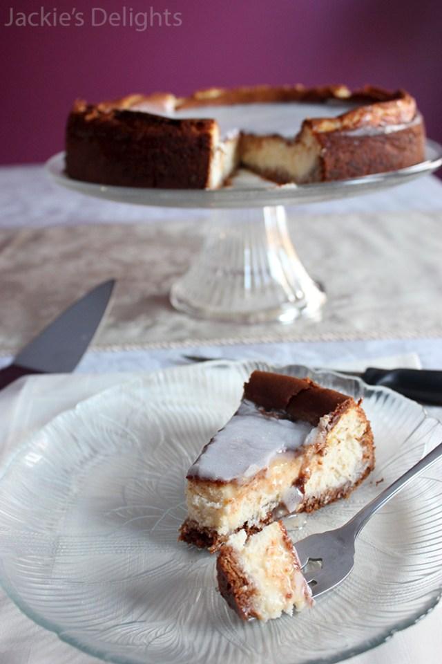 cheesecake with graham crust.8