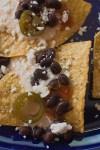 black and white nachos recipe photo