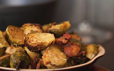 I love brussels sprouts!