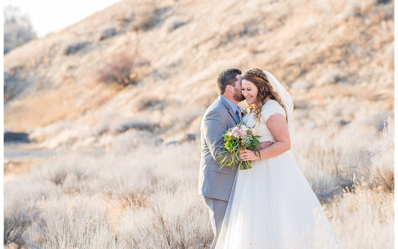 Dylan & Abbey | First Dam | Logan Utah Wedding Photographer
