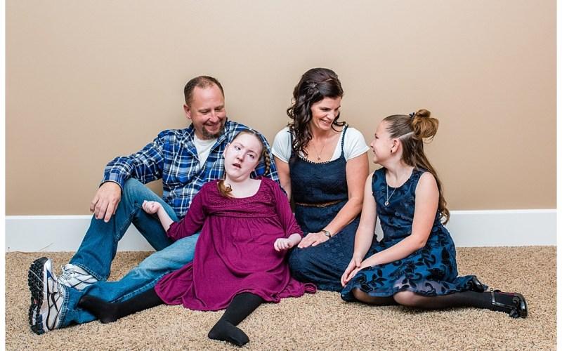 The Saunders Family | Logan Utah Photographer