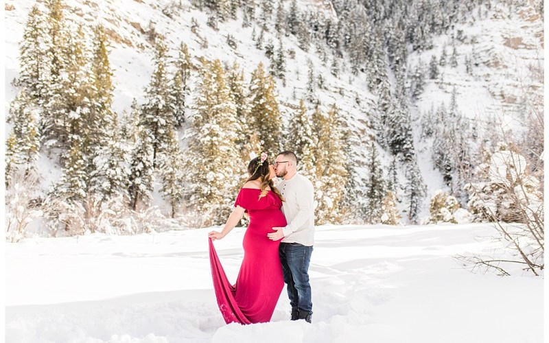 Monica's Maternity | Logan Utah Photographer