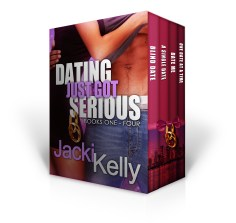 DATING JUST GOT SERIOUS box set