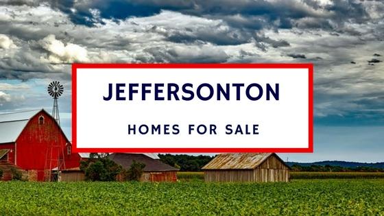jeffersonton va homes for sale