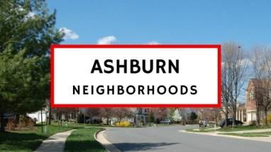 ashburn va neighborhoods