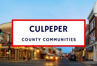 culpeper county virginia communities