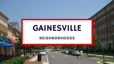 gainesville va neighborhoods