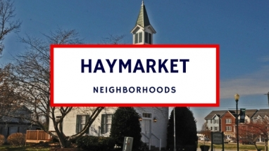 haymarket va neighborhoods