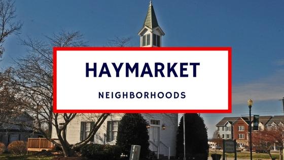 haymarket va neighborhoods