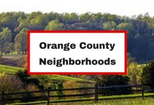 orange county va neighborhoods