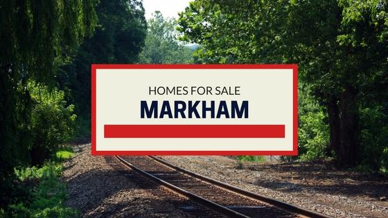markham va homes for sale