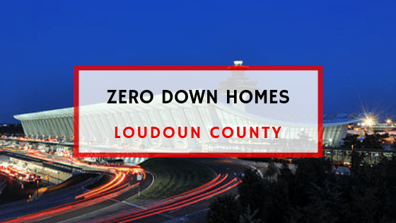 Zero Down Payment Homes Loudoun County : No Down Payment Homes