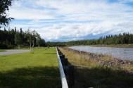 Looking toward Fairbanks.