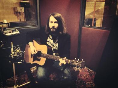 Recording at Miloco Studios