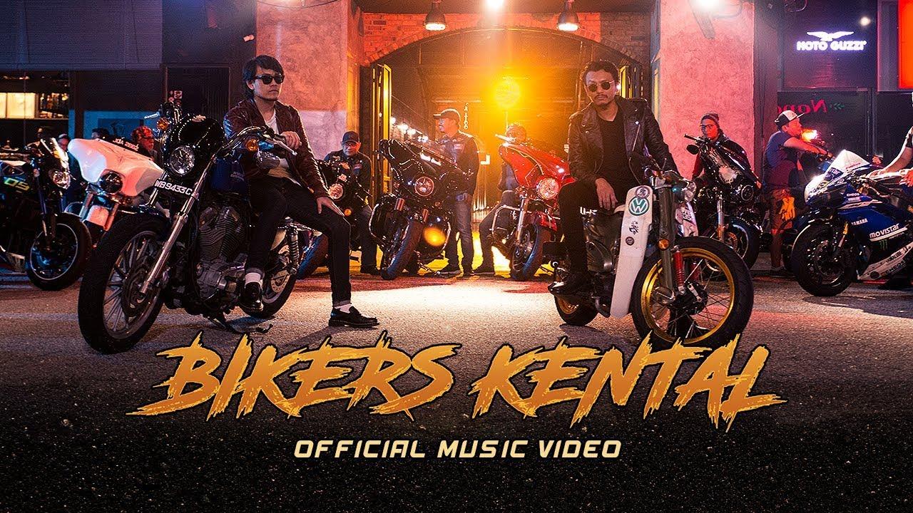 Lirik Lagu Bikers Kental (OST Bikers Kental 2 ) Akim Ahmad dan Faizal Tahir