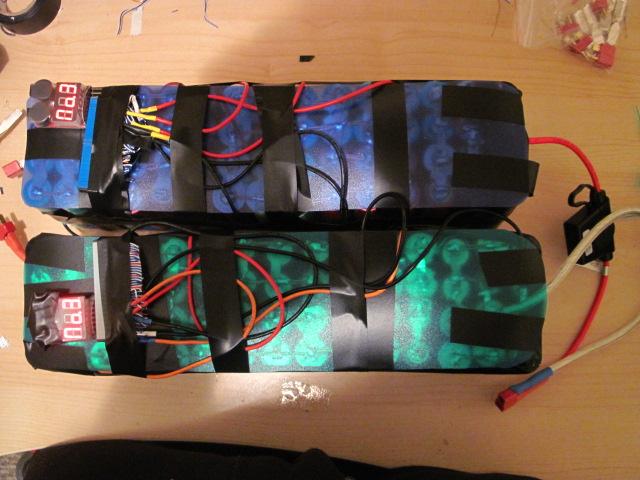 Transform Dead Laptop Batteries into a reliable E-bike Battery!  (1/6)