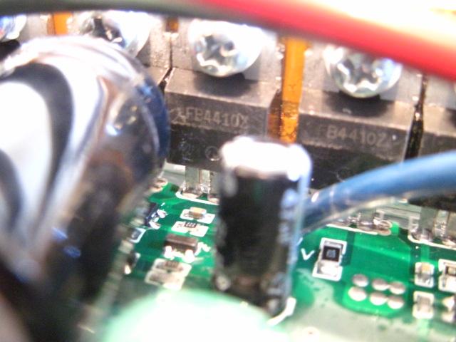 Controller Mod: KU123 100V ! (2/6)