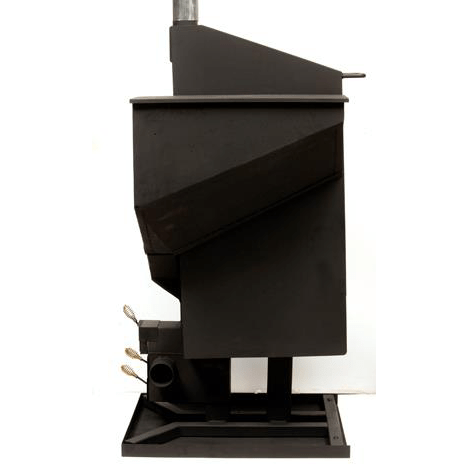 Breckwell Spg9000 Monticello Bay Front Gravity Feed Pellet Stove