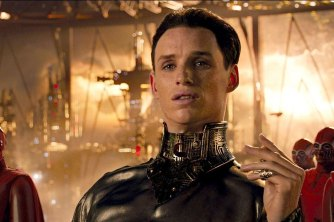 Redmayne in Jupiter Ascending