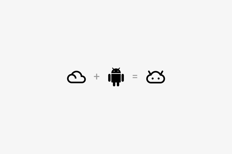 Google Skylab Logo Process by Jack Morgan