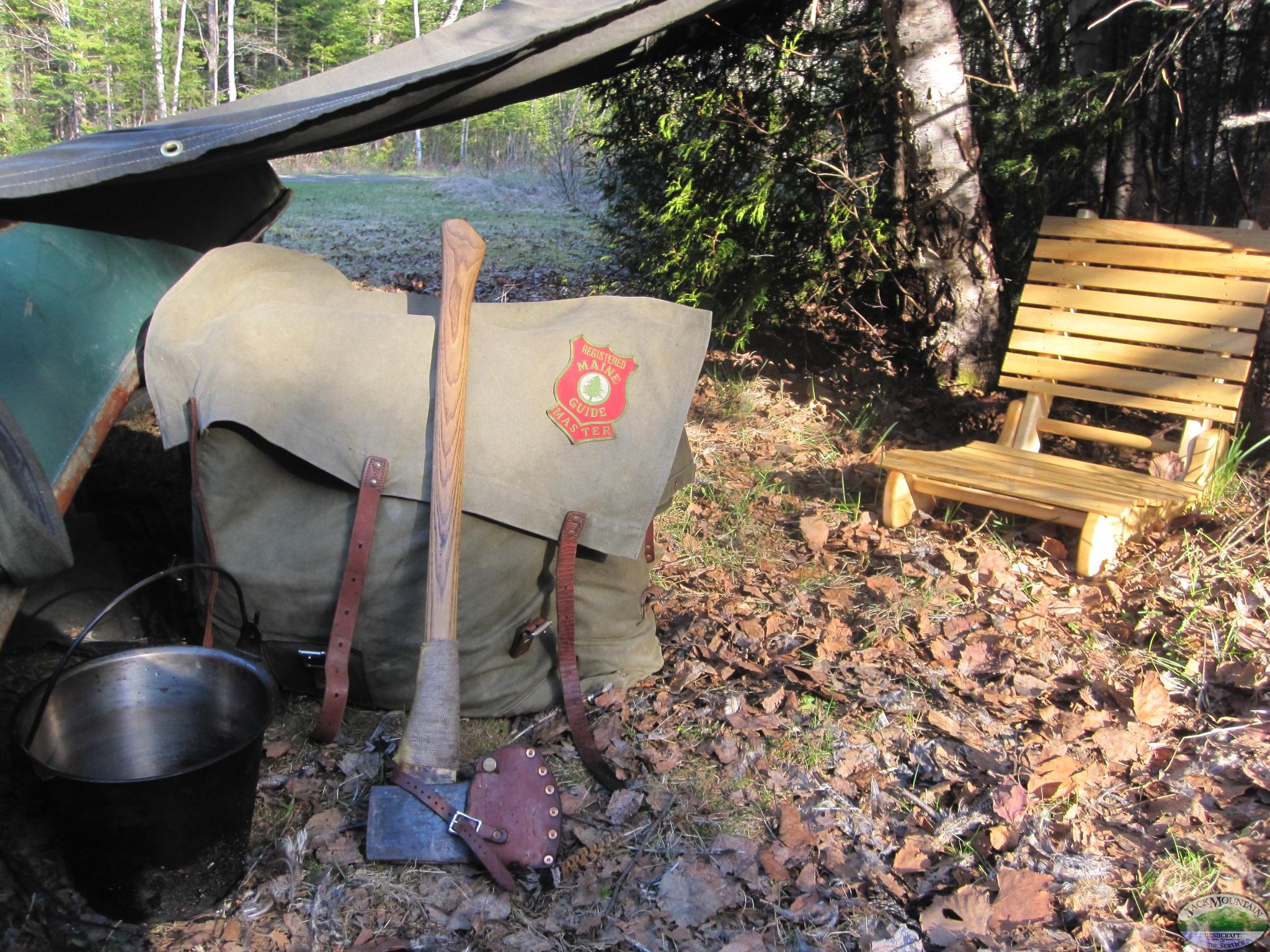 Yearlong Wilderness Bushcraft Immersion Program
