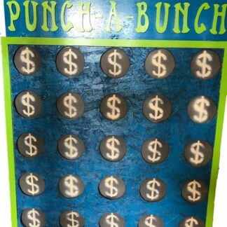 punch a bunch