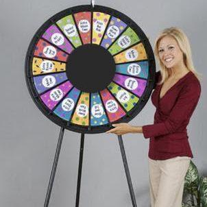 """31"""" prize wheel"""