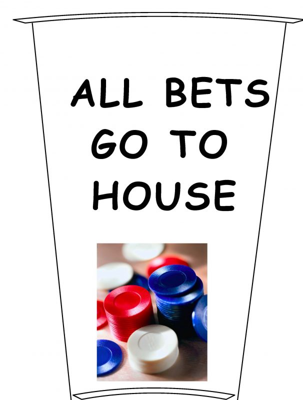 all bets go to house for crown and anchor
