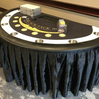 Blackjack Deluxe Tables