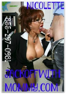 cocksucking mommy