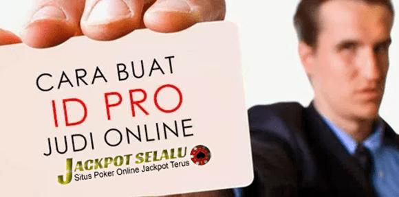 Benarkah Adanya ID PRO di Situs Online?
