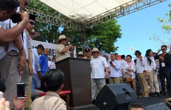 Prabowo Janjikan Turunkan Harga Listrik dan Daging Jika Terpilih