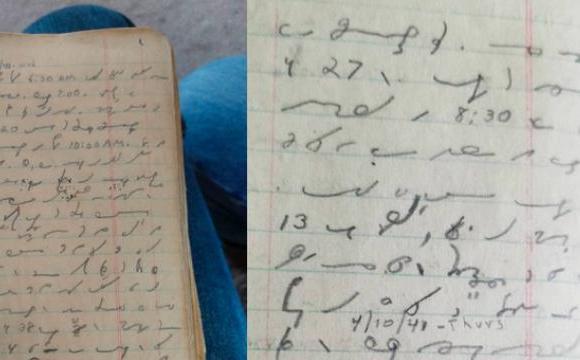 Viral Buku Harian Kakek Saat Perang Dunia II, Isinya Bikin Warganet Keblinger