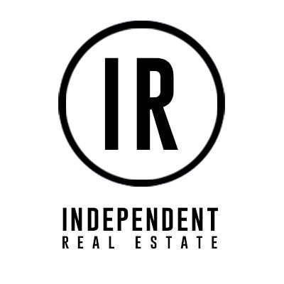 independent real estate logo