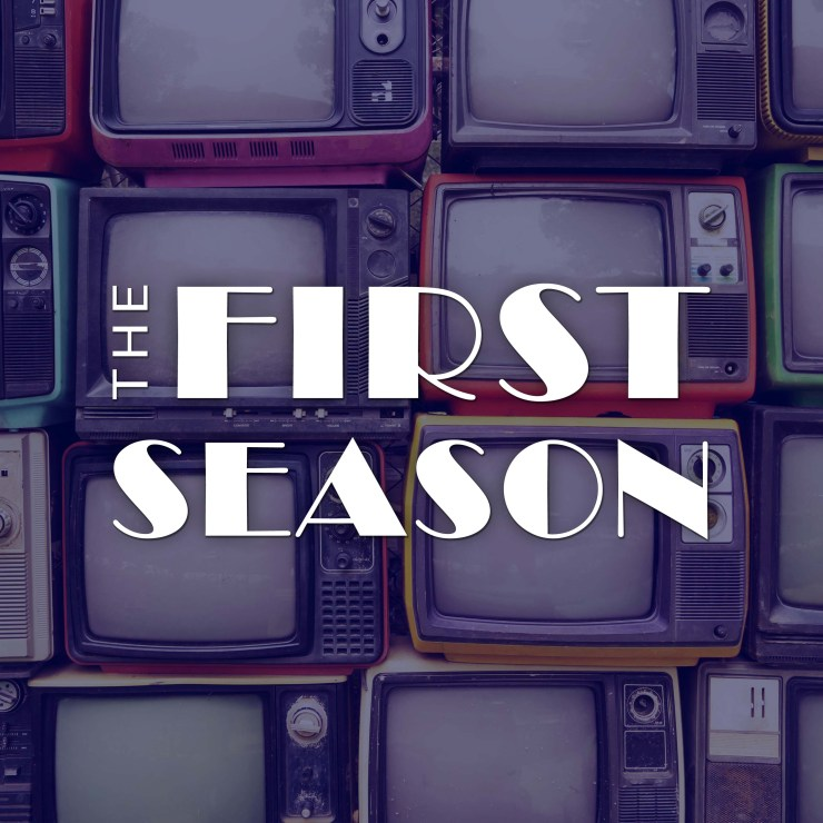 podcast cover art - the first season