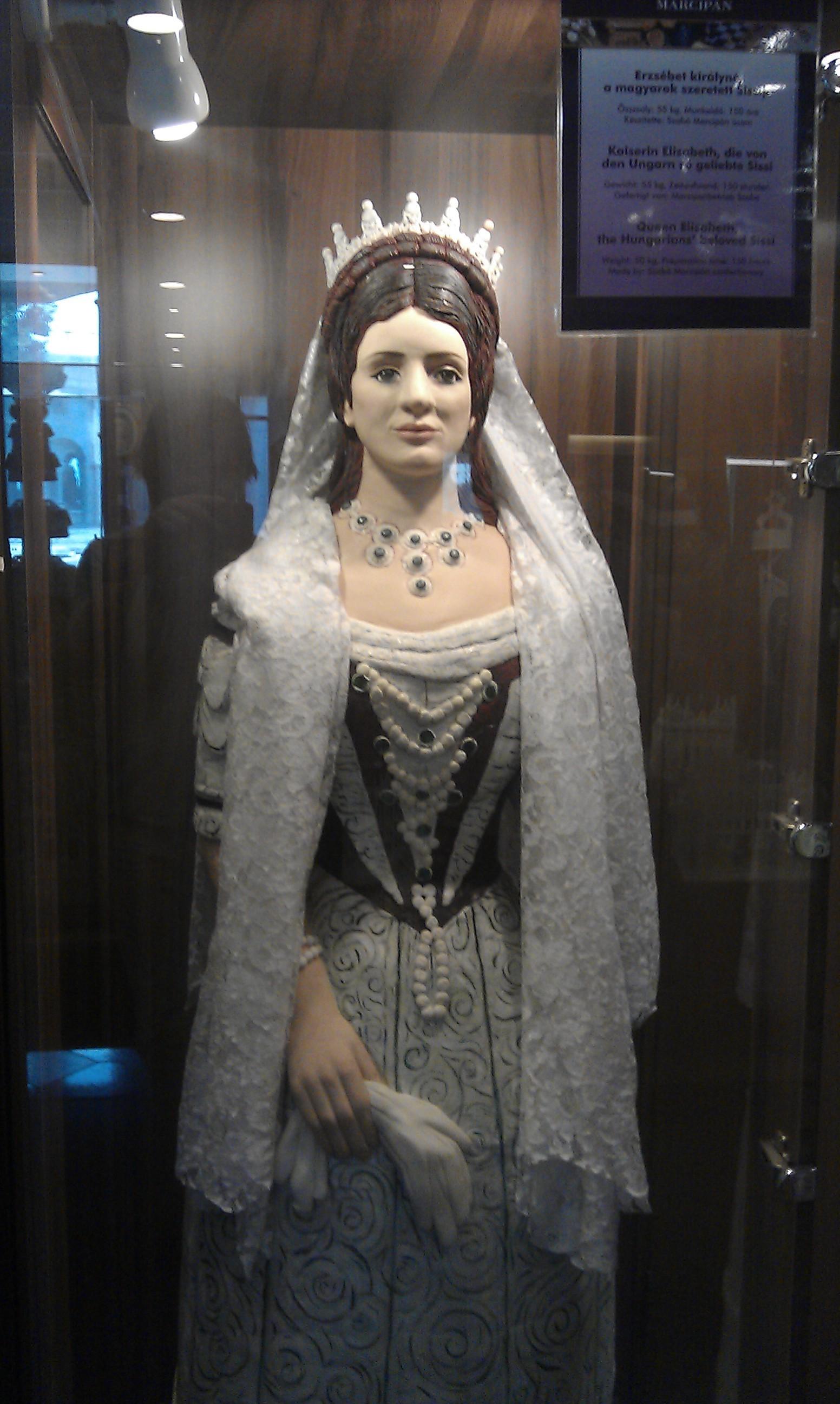 Adventures in Budapest Szarbo Marcipan Museum  Jacks